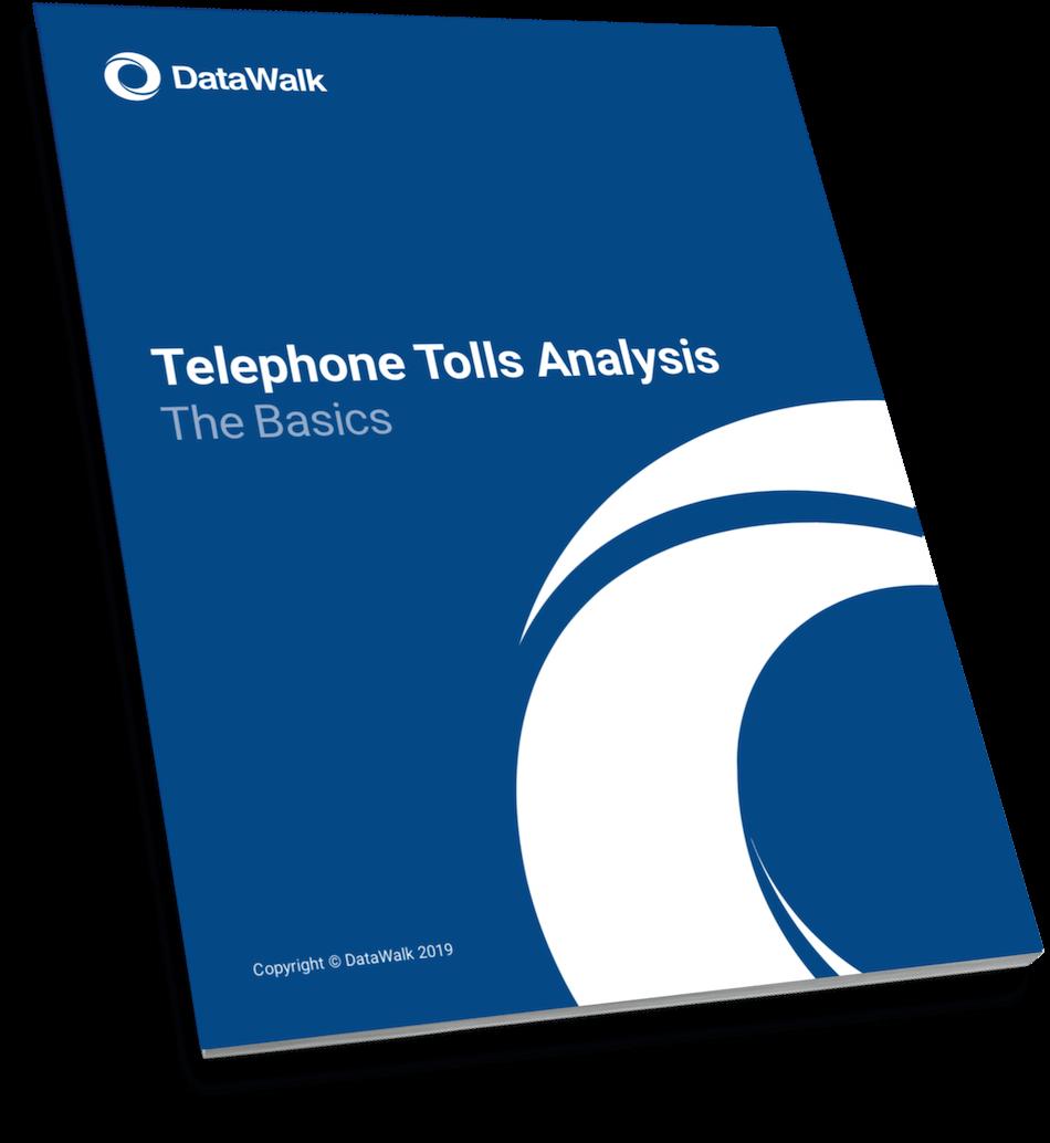 DataWalk whitepaper telephone toll analysis 1 1