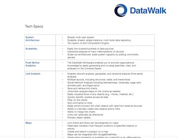 DataWalk Tech Specs 02