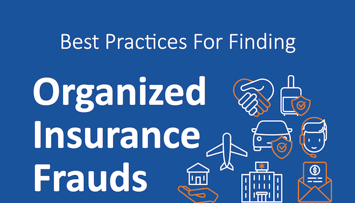 DataWalk Best Practices For Finding Organized Insurance Frauds