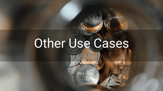 other use cases