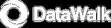 DataWalk logo white