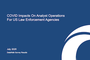 COVID Impacts on LEA Analyst Operations