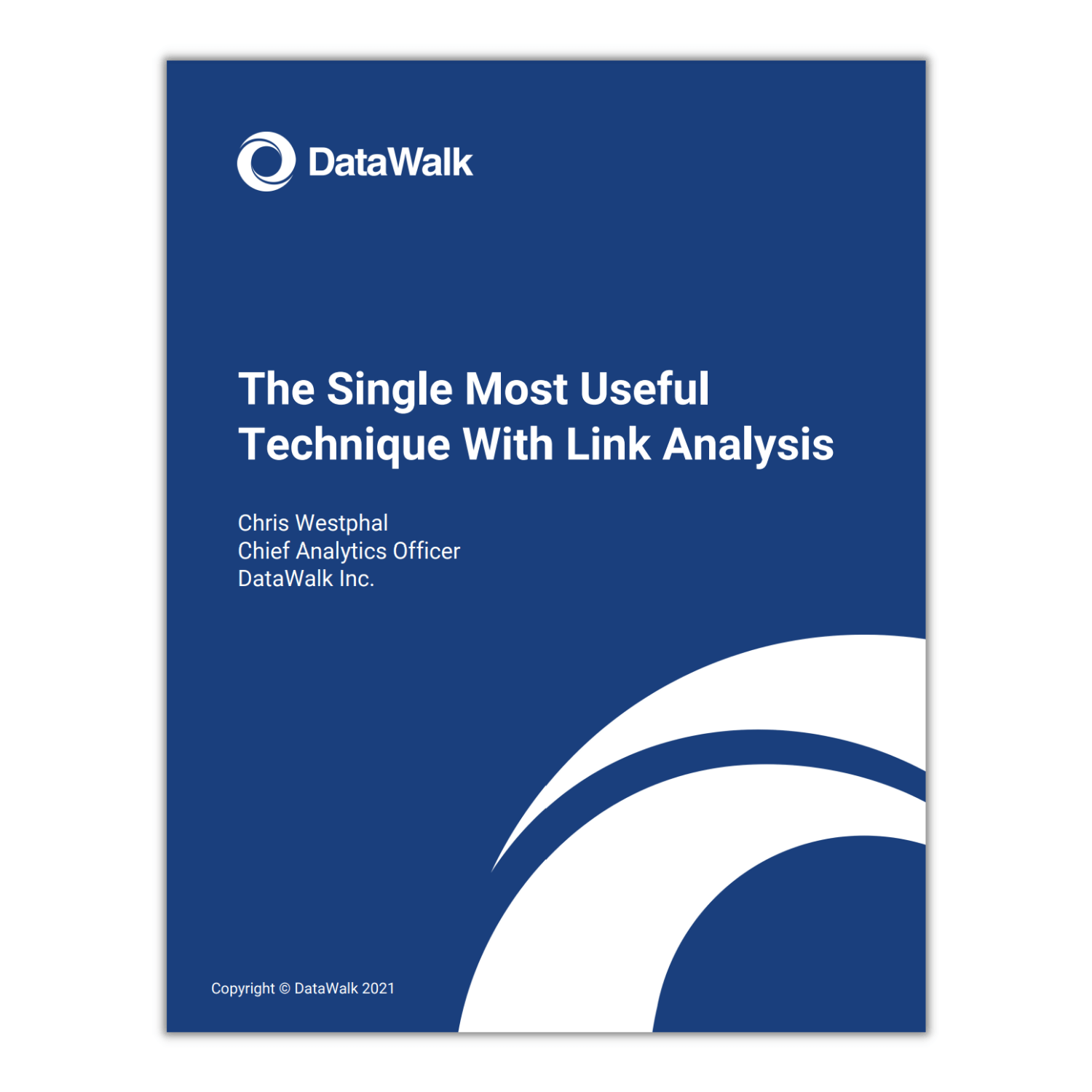 The Single Most Useful Link Analysis Technique