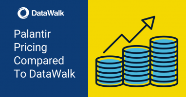 Palantir Pricing Compared To DataWalk