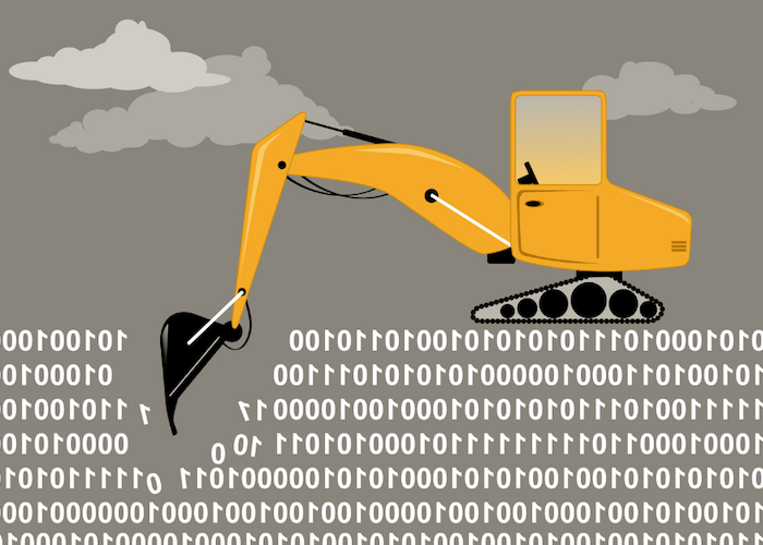 data mining in DataWalk